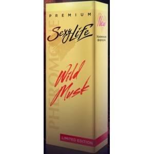 Духи с феромонами SexyLife Wild Musk жен №5 10мл Boss ma vie