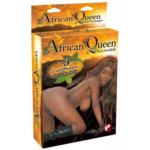 Кукла AFRICAN QUEEN