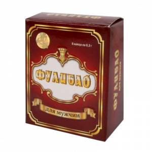 Фулибао 6 капс БАД +2 капс в подарок
