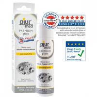 Лубрикант для чувствительной кожи pjur®MED Premium glide 100 ml