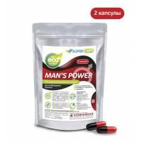 Средство возбуждающее Man'sPower+Lcarnitin 2 капсулы