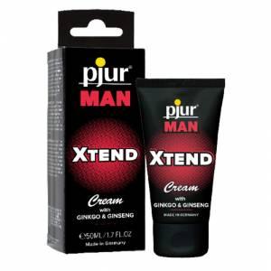 Мужской крем для пениса pjur MAN Xtend Cream 50 ml