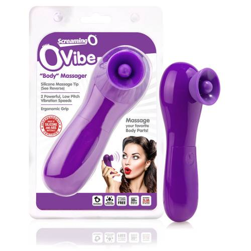 Вибратор Ovibe фиолетовый