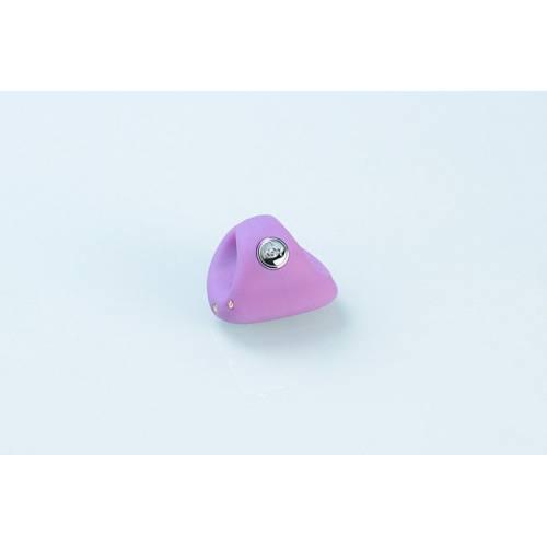 Вибро-перстень PYXIS фиолетовый