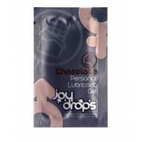 Смазка JOYDROPS со вкусом шоколада (на водной основе) 5 мл