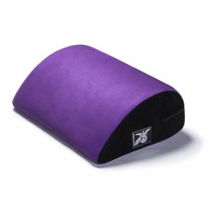 Подушка для любви малая Liberator Retail Jaz Motion, фиолетовая замша