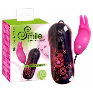 Вибропуля SMILE Funky Rabbit
