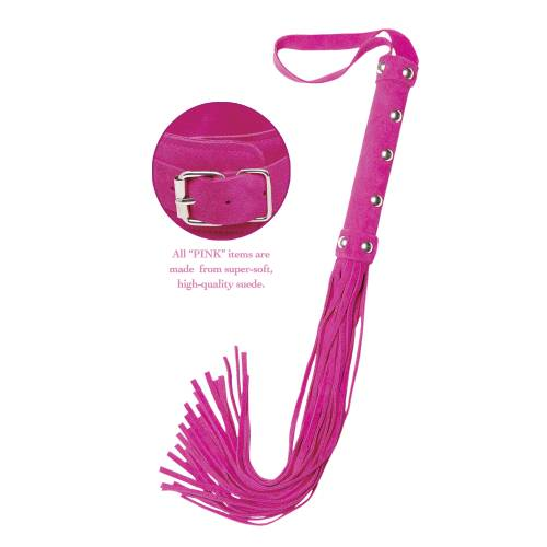 Плетка   DELUXE WHIP PINK