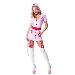Похотливая медсестра розовый(44-46)