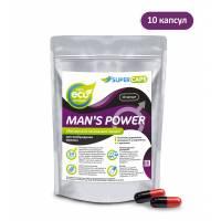Средство возбуждающее Man'sPower+Lcarnitin 10 капсул