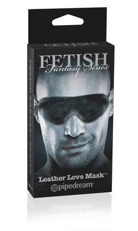 Кожанная маска FF LIMITED EDITION L