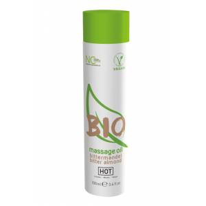 Массажное масло HOT BIO Massage oil bitter almond 100 мл.