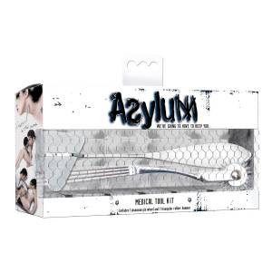Набор инструментов для БДСМ Asylum