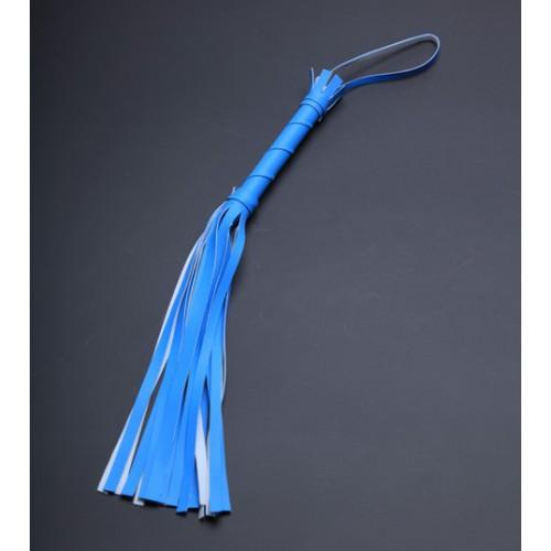 Плеть Мини голубая