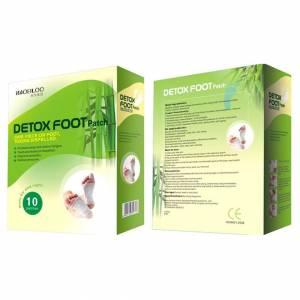Пластырь для выведения токсинов DETOX FOOT