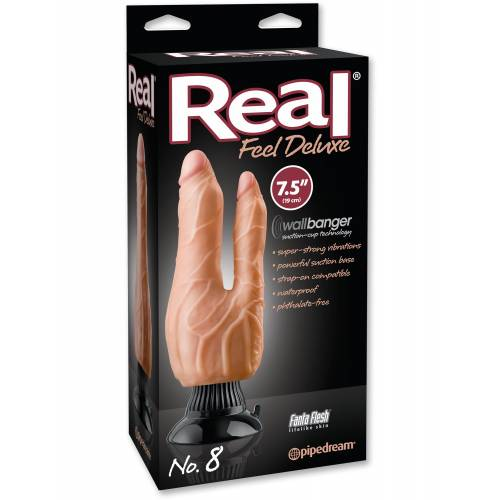 Вибратор REAL FEEL DELUXE 8 FLESH