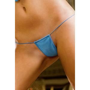 NeonBarock Трусики женские OS (42-46), голубой