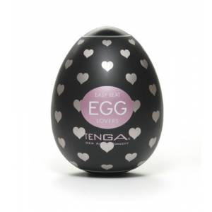 Мастурбатор LOVERS tenga EGG