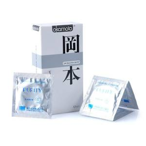 Презервативы OKAMOTO Skinless Skin Purity классические №10
