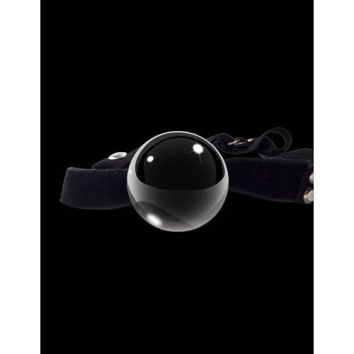 Кляп со стеклянным шариком ICICLES NO 65