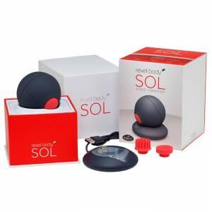 Набор Revel Body SOL Sonic Vibrator - Consumer Kits (EU)