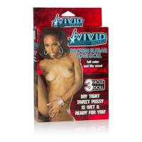 Кукла Vivid Raw Brown Sugar Love Doll мулатка