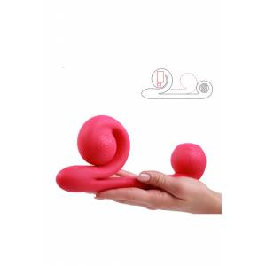 Вибромассажер SnailV для двойной стимуляции Snail Vibe