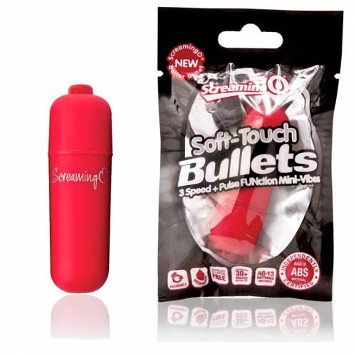 Вибропуля Soft Touch Vooom Bullet in POP Box