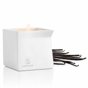 Массажная свеча Jimmyjane Afterglow Massage Candle ваниль