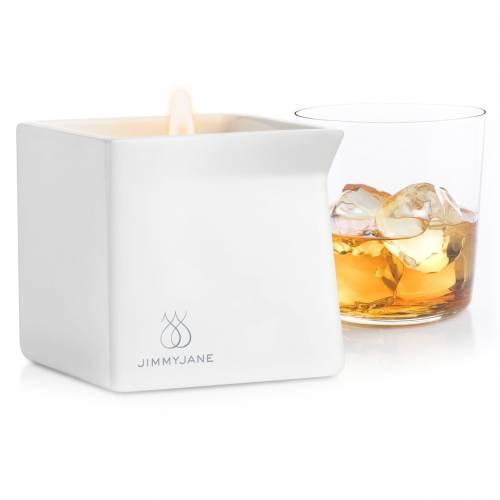Массажная свеча Jimmyjane Afterglow Massage Candle бурбон