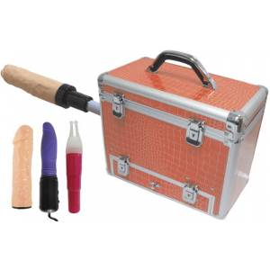 Секс машина чемодан Wiggler