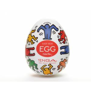 Мастурбатор яйцо TENGA&Keith Haring Egg Dance