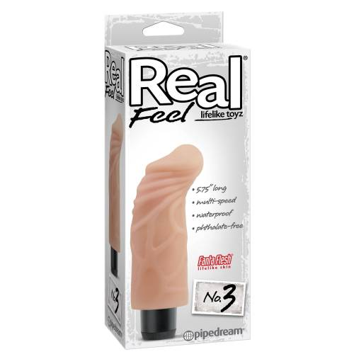 Вибратор REAL FEEL LIFELIKE TOYS N.3