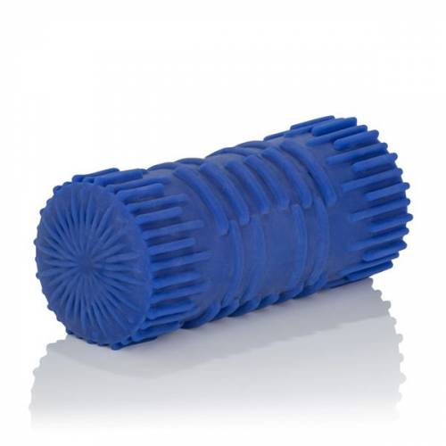 Мастурбатор Apollo Reversible Premium Masturbator Grip двусторонний голубой