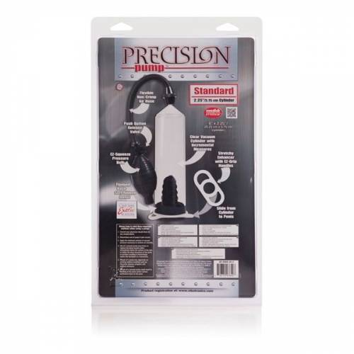 Вакуумная помпа Precision Pump Standard черная